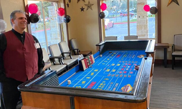 Casino Party for Georgetown Pediatric Dentistry & Orthodontics