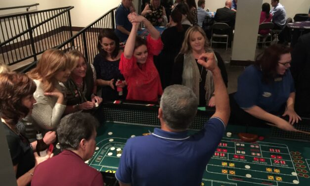 Reasons to Host A Casino-Themed Corporate Party